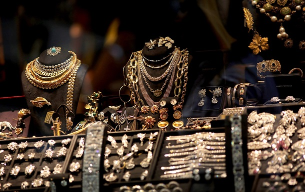 Во Франции похитили драгоценности на 600 тысяч евро
