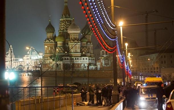 У справі про вбивство Нємцова затримані двоє підозрюваних