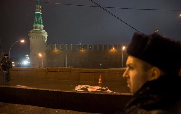 Затримано ще двох підозрюваних у вбивстві Нємцова