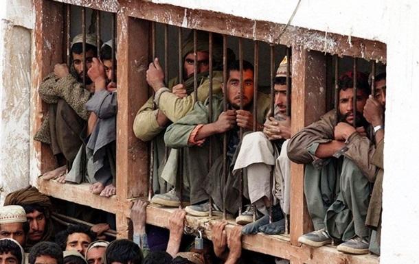 Бунт заключенных в афганской тюрьме - трое убитых