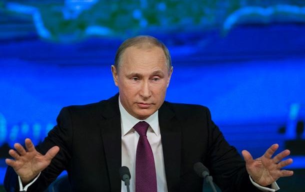 Путін розповів, як прийшов до ідеї про  повернення Криму
