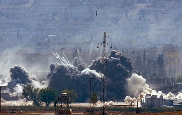 Внаслідок авіаудару по нафтозаводу ІД у Сирії загинули 30 осіб