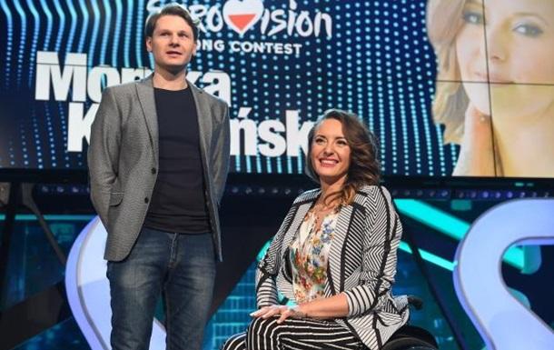 Євробачення 2015: Польщу представить співачка з інвалідністю