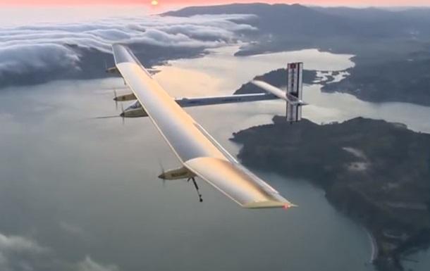 Самолет на солнечных батареях Solar Impulse 2 благополучно сел в Индии