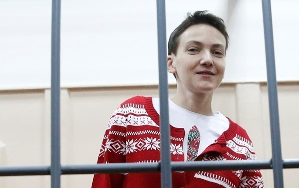Защита Савченко представила доказательства ее невиновности
