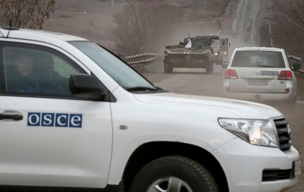 Латвия выделила более 40 тысяч евро миссии ОБСЕ в Украине
