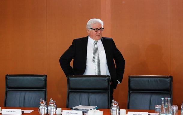 Глава МИД ФРГ призвал Европу и США к единству по Украине