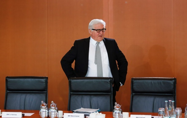 Штайнмаєр закликав Європу та США до єдності щодо України