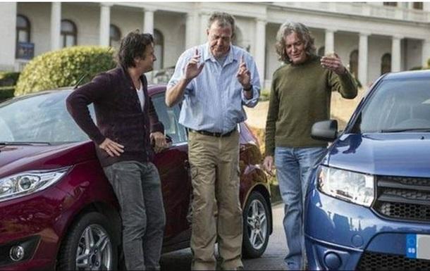 Показ Top Gear будет прекращен досрочно из-за скандала