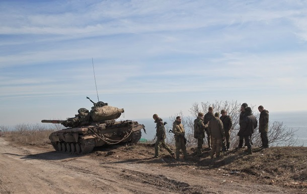 В СНБО показали места нарушений перемирия на Донбассе