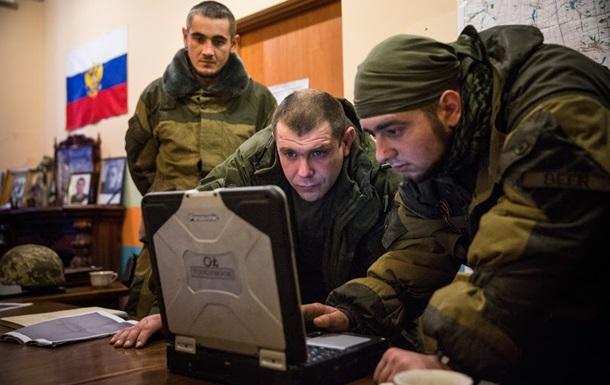 В СБУ розповіли, хто керує штабом сепаратистів