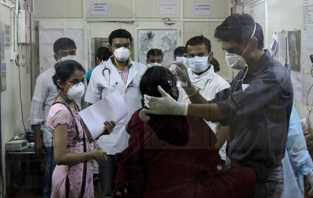 В Индии растет число жертв из-за свиного гриппа