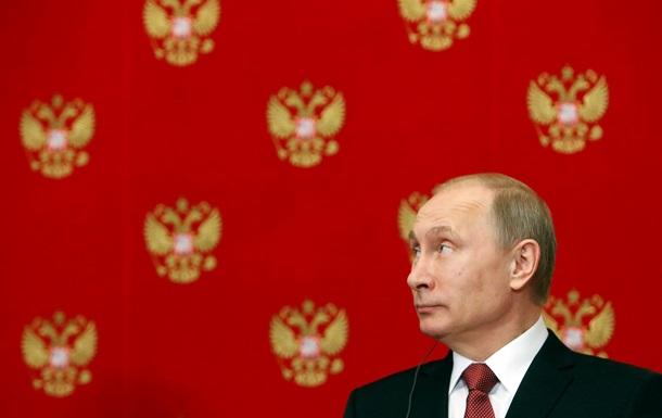 Кремль опроверг сообщения о болезни Путина
