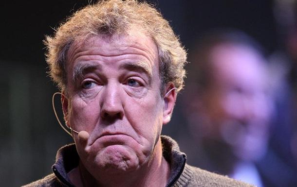 Ведучий Top Gear висловився щодо свого усунення від ефіру