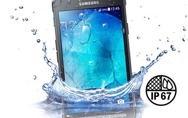 Танки грязи не боятся. Samsung выпустит смартфон с  военной  защитой