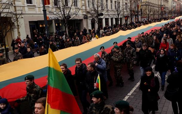 В Литве во время празднования Дня независимости упомянули Путина