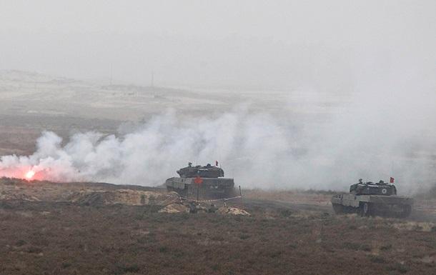 На півдні Росії та в Криму почалися великі артилерійські навчання