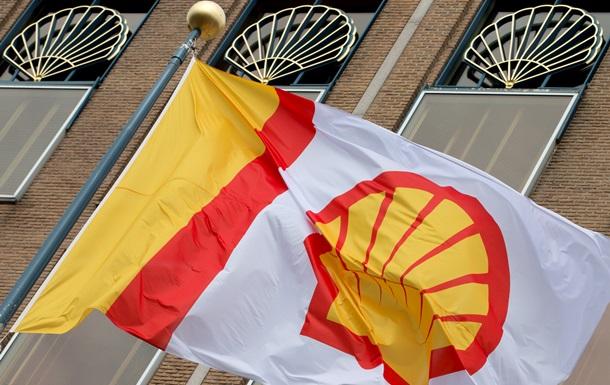 Shell разорвала договор с Украиной о добыче энергоносителей