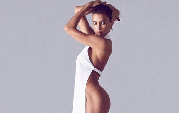 Ирина Шейк снялась в соблазнительной фотосессии для Harper s Bazaar
