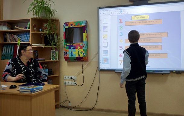 З українською мовою і підручниками. Як вчаться у ДНР і ЛНР