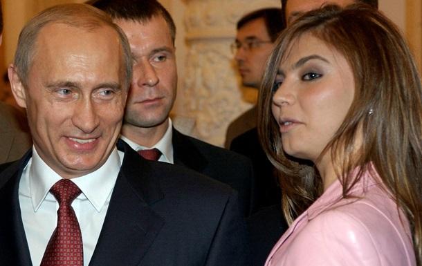 Кабаева родила от Путина - швейцарские СМИ