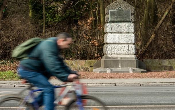 В США во время прогулки на велосипеде застрелился мужчина