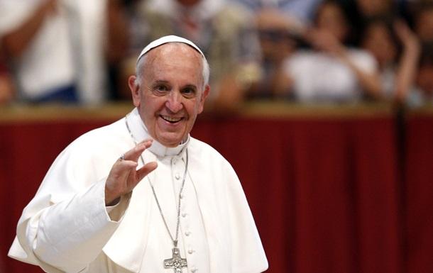 Папа Римський спрогнозував термін перебування на своєму посту