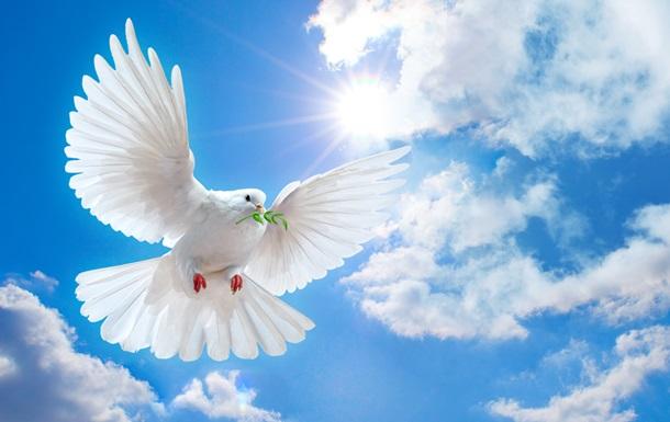 Послание мира с горы Афон.