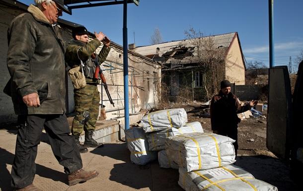 МНС Росії готує позаплановий гумконвой на Донбас
