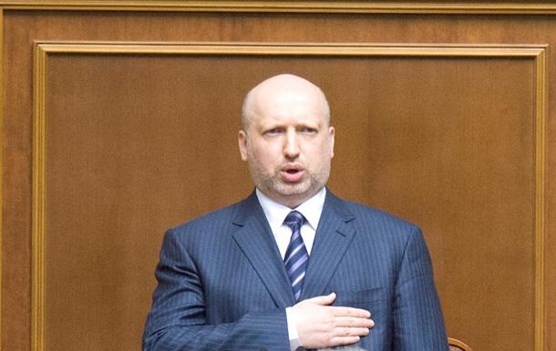 Турчинов про Путіна: Сподіваюся на те, що і весь цивілізований світ