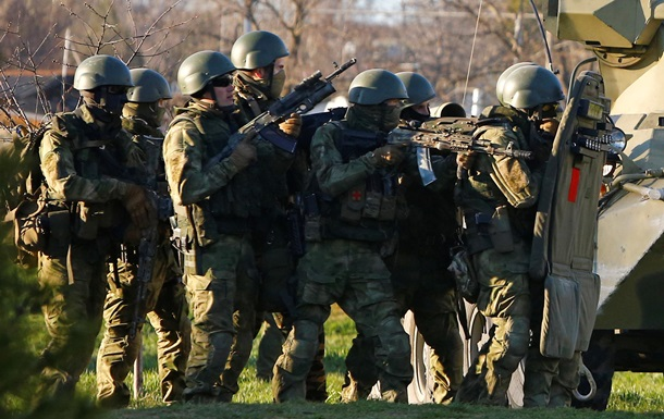 Путін розповів про загони ГРУ в Криму для роззброєння української армії