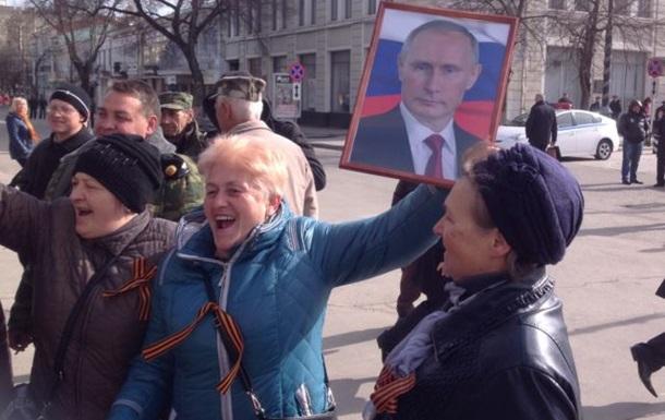 У Криму почали відзначати річницю  референдуму