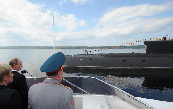 В Кремле объяснили поднятие по тревоге Северного флота
