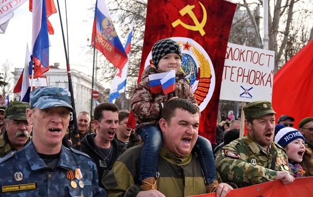 Огляд зарубіжних ЗМІ: що в Криму змінилося за рік