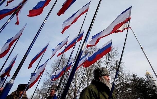 Берлин: Аннексия Крыма угрожает послевоенному порядку в Европе