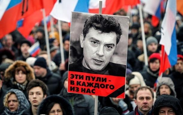 У Держдумі РФ не захотіли вшанувати пам ять Нємцова хвилиною мовчання