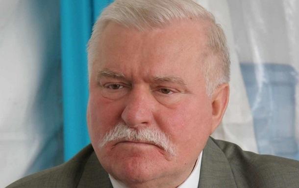 Колишній президент Валенса застеріг Росію від нападу на Польщу