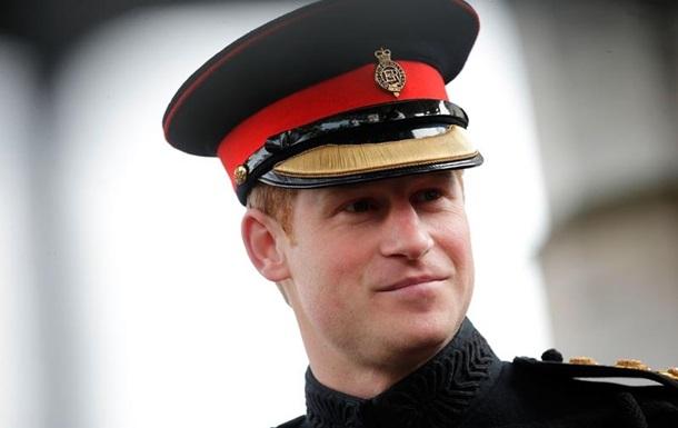 Принц Гарри покидает вооруженные силы после 10 лет службы