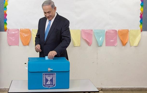 Нетаньяху объявил о победе партии Ликуд на парламентских выборах
