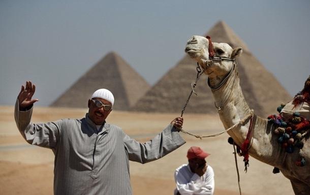 Єгипет вводить в їзні візи для іноземців