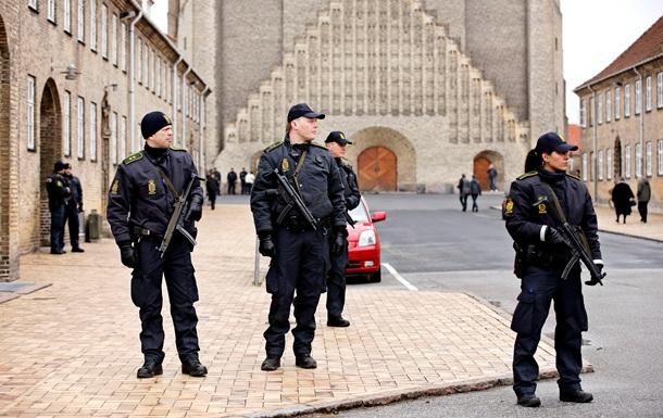 В результате стрельбы в торговом центре в Дании ранены три человека
