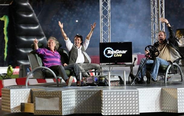 Соведущие Top Gear отказались вести программу без Джереми Кларксона