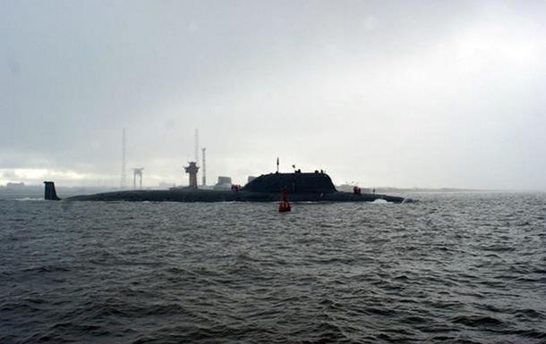 Росія розпочала створення атомних підводних човнів нового покоління