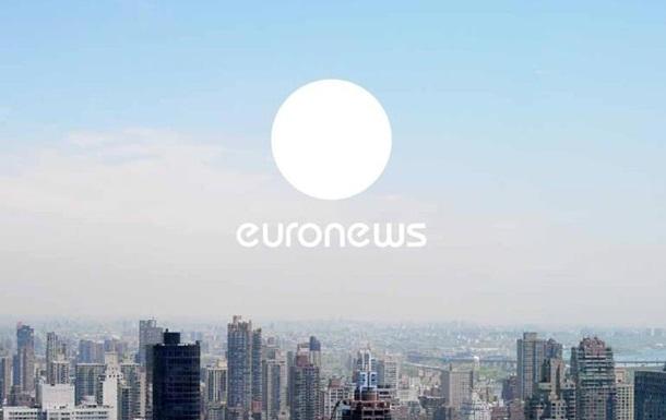 Нацрада забрала ліцензію в українського Euronews