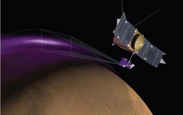 На Марсе обнаружили облако-загадку и полярное сияние