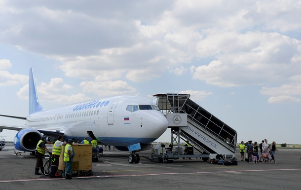 Авиасообщение Крыма с Россией хотят расширить до 45 регионов