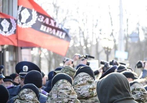ЗАЯВА  ЦК ВНПС  Захист праці  з приводу подій в Одесі 17 березня 2015 року