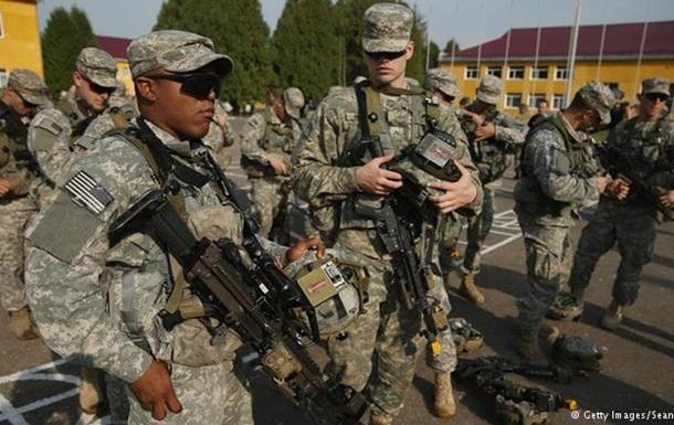 Американские десантники обучат солдат Нацгвардии Украины