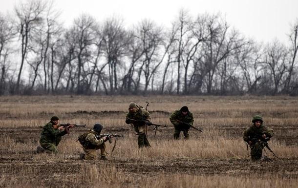 Сепаратисти стріляють із заборонених мінометів - штаб АТО
