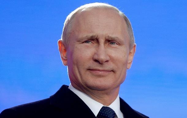 Путін сподівається на виконання Києвом мінських домовленостей